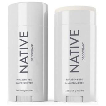ネイティブ 敏感肌用デオドラント アルミニウムフリー (NATIVE DEODORANT Sensitive)