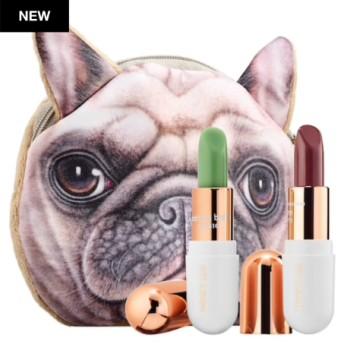 ウィンキーラックス パグリップバームキット (WINKY LUX Lip Balm Kit)