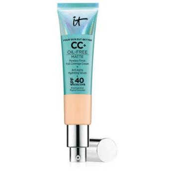 CCクリーム マットタイプ イットコスメティクス SPF 40(it Cosmetics CC+Cream Oil-Free Matte)
