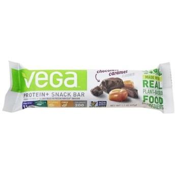Vega チョコレートキャラメルプロテインスナックバー