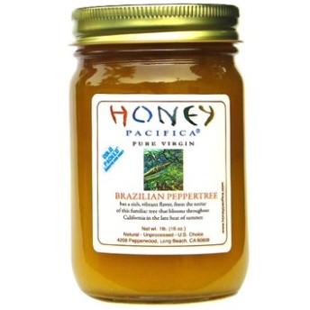 ハニーパシフィカ コールドパック ブラジリアン ペッパーツリーハニー 蜂蜜(Brazilian Peppertree Honey)