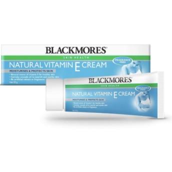 BLACKMORESブラックモアーズ ナチュラル ビタミンE クリーム 50g