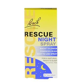 バッチレスキューナイト スプレー Nelsons Rescue Remedy Night 20ml