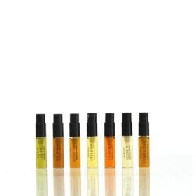 オーガニック香水 サンプル7本セット Organic Perfume Sample Set
