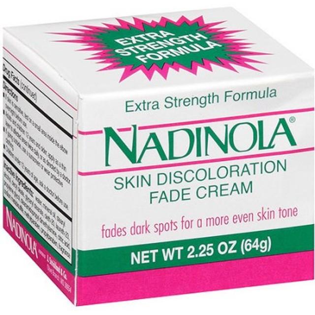 ハイドロノキシン3%配合!出来てしまったシミに効く強力美白クリーム【NADINOLA】3個セット