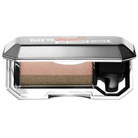 ベネフィット デュオアイシャドウブレンダー キンキーカーキ (Benefit eyeshadow blender)