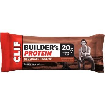 Clif Builder'sR チョコレートヘーゼルナッツプロテインバー