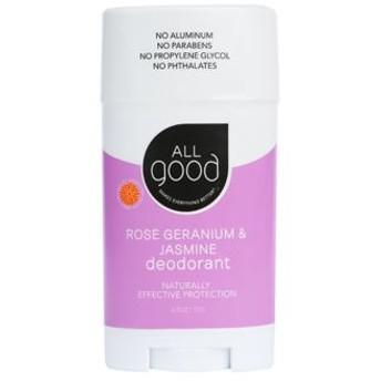オールグッド デオドラント ローズゼラニウム&ジャスミン 3個セット (All good Deodorant)