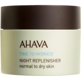 アバヴァ ノーマル&ドライ肌用ナイトクリーム (AHAVA Night Replenisher - Normal To Dry Skin)