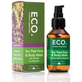 ECO. Tea Tree Face & Body Wash (エコ ティートゥリー フェイス&ボディーウォッシュ)