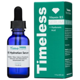 タイムレススキンケア ビタミンB5+ヒアルロン酸 美容液 (Timeless Skin Care Vitamin B5 Serum)