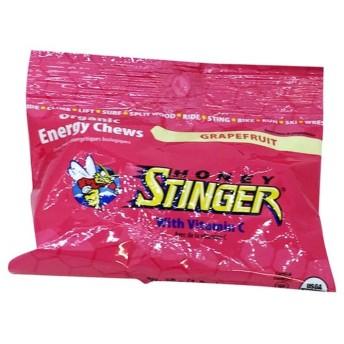 Honey Stinger オーガニックグレープフルーツフレーバーエナジーチューズ
