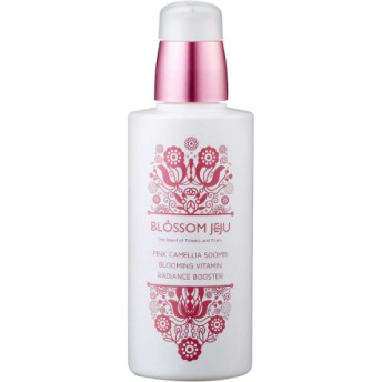 Blossom Jeju Vitamin Radiance Booster化粧水のまえにつける導入美容液