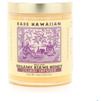 吉川ひなのさんおすすめ レアハワイアンのリリコイハニー (Rare Hawaiian Honey Company)