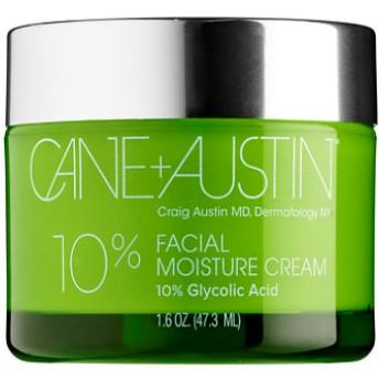 ケイン + オースティン フェイシャルモイスチャー クリーム (Cane + Austin Facial Moisture Cream)