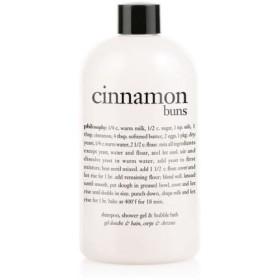 フィロソフィー シナモンバンズ 3イン1 バスソープ 473ml (Philosophy cinnamon buns)