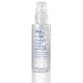 ブリス アイメイクリムーバー (bliss lid + lash makeup remover)