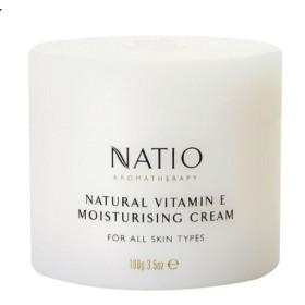 Natio Moisturising Cream Vitamin E 100g