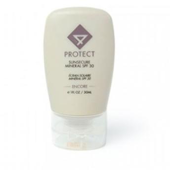 オーガニックメール トラベルサイズ サンセキュアミネラルSPF30 (Organic Male OM4 PROTECT)