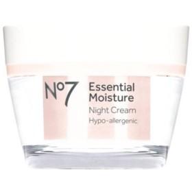*No7* Essential Moisture Night Cream 50ml モイスチャーナイトクリーム