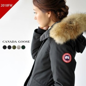 CANADA GOOSE カナダグース ROSSCLAIR PARKA FF ロスクレアパーカー ファーフード ダウンジャケット ダウンコート・2580LA【クーポン対象外】
