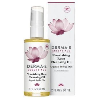 ダーマE ローズクレンジングオイル (Derma E Nourishing Rose Cleansing Oil)
