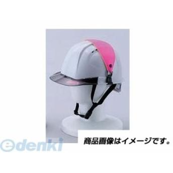 トーヨーセフティ(TOYO SAFETY) [7101-T] ヘルメット取付用 認識バンド ミゾ付きヘルメット用 ピンク/イエロー 7101T