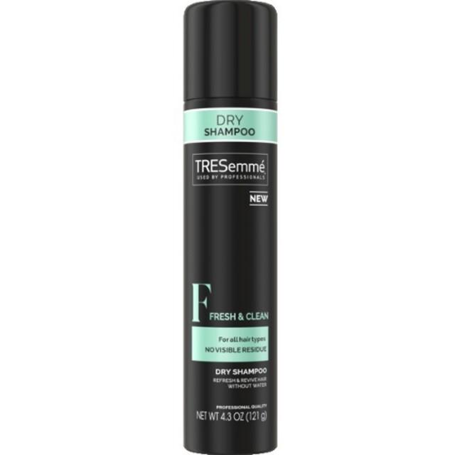 TRESemme Dry Shampoo Fresh & Clean 4.3 ozトレスメムドライシャンプーフレッシュ&クリーン