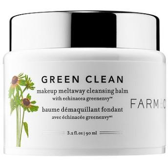 ファーマシー クレンジングバーム (Farmacy Green Clean Makeup Meltaway Cleansing Balm)