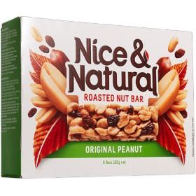 ローストナッツバー オリジナルピーナッツ 31gx12本 Original Peanut