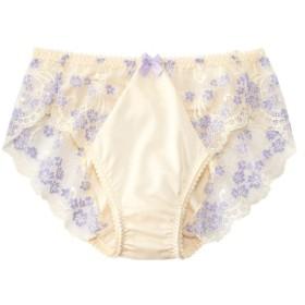 カラフルパレットショーツ(小花柄) スタンダードショーツ,Panties