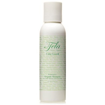 カラーガード・シャンプー(60ml)気染めで傷んだ髪用『Tela Beauty Organics』USDA認定オーガニック