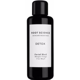 DETOX/デトックス・フェイシャル・マスク/オイリー肌&混合肌用『Root Science/ルート・サイエンス』
