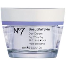 *No7* Beautiful Skin Day Cream ドライスキン用デイクリーム