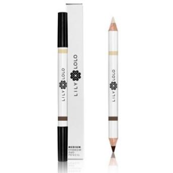 【全2色】リリーロロ ブローデュオペンシル (Lily Lolo Brow Duo Pencil)