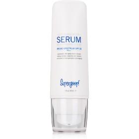 スーパーグープ!シティサンスクリーンセラム SPF30 60ml / Supergoop! City Sunscreen Serum