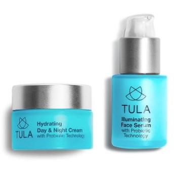 トゥラスキンケア コンプレクションブーストデュオ (TULA Skincare Complexion Boost Duo)