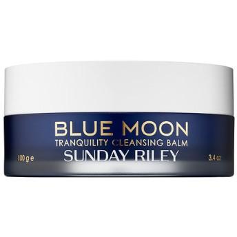サンデーライリー クレンジングバーム (Sunday Riley Blue Moon Tranquility Cleansing Balm)