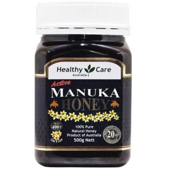【オーストラリア産の蜂蜜】マヌカ・ハニー400+ 500g