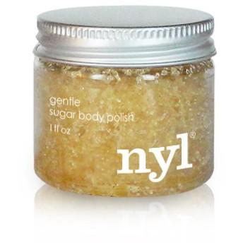 nyl オーガニックジェントルシュガーポリッシュ(サンプルサイズ)/nyl Gentle Sugar Body Polish, Organic