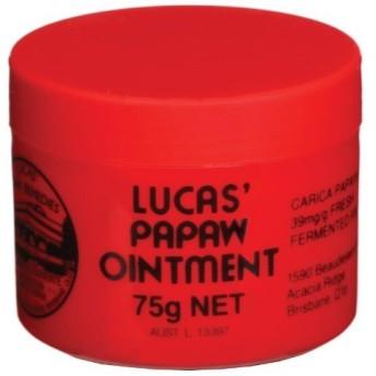 ポーポークリーム 75g x2個 Lucas Papaw Ointment