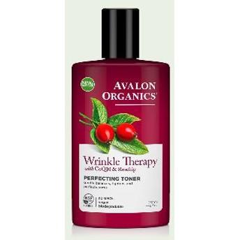 アバロンオーガニクス リンクルセラピートナー (Avalon Organics PERFECTING TONER)