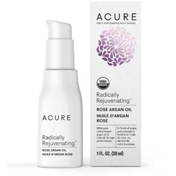 アキュアオーガニクス リジュビネイティング ローズアルガンオイル(Acure Organics)