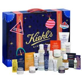 キールズ 限定 2018年 アドベントカレンダー ( Kiehl's Limited Edition Advent Calendar)