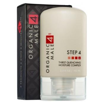 オーガニックメール 乾燥肌用モイスチャーコンプレックス (Organic Male OM4 Dry)