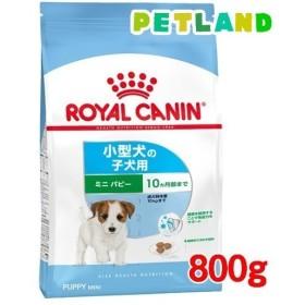 ロイヤルカナン サイズヘルスニュートリション ミニ パピー ( 800g )/ ロイヤルカナン(ROYAL CANIN)