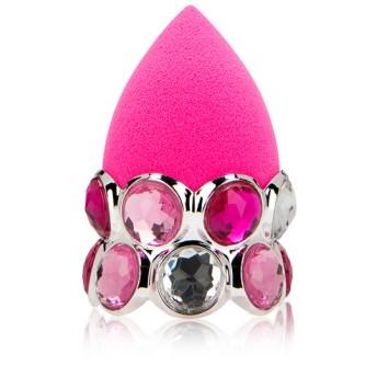 ビューティブレンダー 話題の魔法のスポンジ ピンク&スタンドセット (bling. ring + beautyblender)