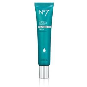 *No7* Protect and Perfect Intense ADVANCED serum 50ml 美容液セラム