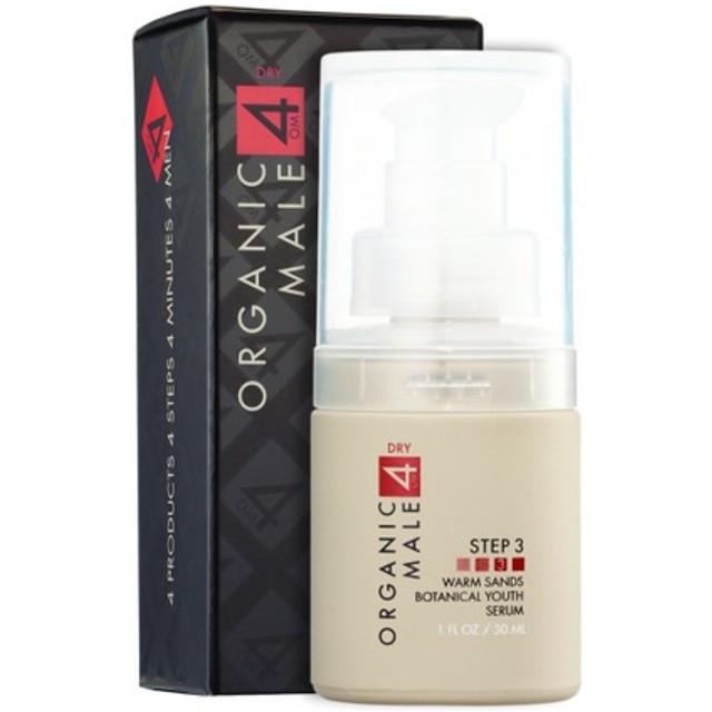 オーガニックメール 乾燥肌用ボタニカルユースセラム (Organic Male OM4 Dry)