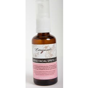 【植物性ナチュラル化粧水】ローズフェイシャルスプライト - 50ml / Rose Facial Spritz